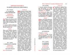 Appendix Festorum plurimis Germaniae dioecesibus