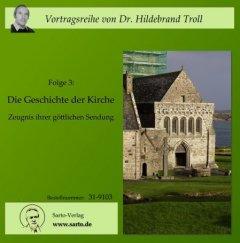 Die Geschichte der Kirche - Hörbuch