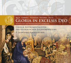 Gloria in excelsis Deo - Lieder zu Advent und Weihnachten