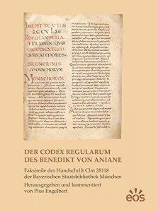 Der Codex Regularum des Benedikt von Aniane