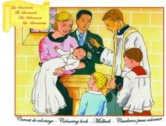 Die Sakramente - Malbuch