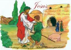 Die Gleichnisse Jesu - Malbuch