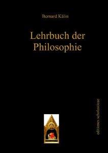 Lehrbuch der Philosophie