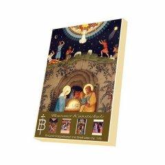 Weihnachtsbilder aus der Beuroner Kunstschule Nr. 175