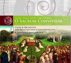 O sacrum convivium CD