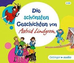 Die schönsten Geschichten von Astrid Lindgren - 3 CD