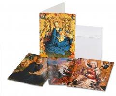 Die schönsten Madonnen Beuroner Kunstkarten Nr. 197
