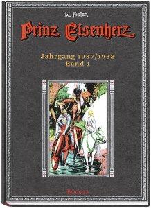 Prinz Eisenherz. Band 1 Jahrgang 1937/1938