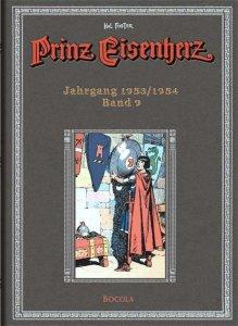 Prinz Eisenherz. Band 9 Jahrgang 1953/1954