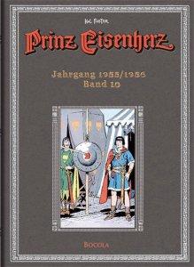 Prinz Eisenherz. Band 10 Jahrgang 1955/1956