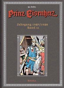 Prinz Eisenherz. Band 11 Jahrgang 1957/1958