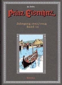 Prinz Eisenherz. Band 13 Jahrgang 1961/1962