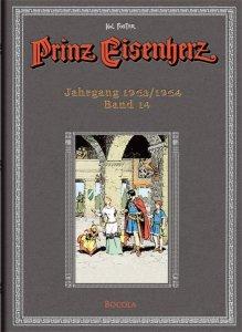 Prinz Eisenherz. Band 14 Jahrgang 1963/1964