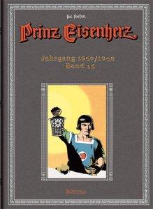 Prinz Eisenherz. Band 16 Jahrgang 1967/1968