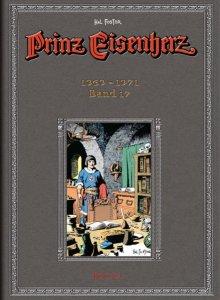 Prinz Eisenherz. Band 17 Jahrgang 1969/1971