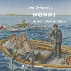 Nonni unter Seeräubern - Hörbuch
