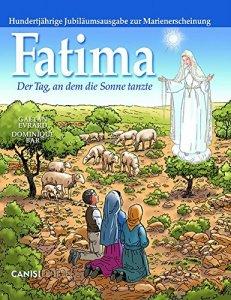 Fatima - Der Tag, an dem die Sonne tanzte Comic