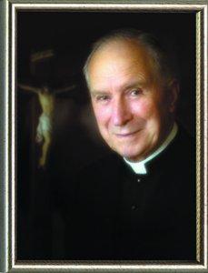 Gerahmtes Bild Erzbischof Marcel Lefebvre