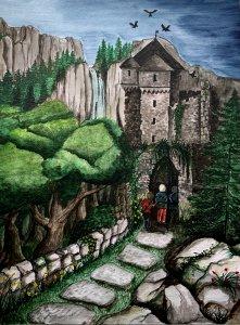 Waldomir und eine Hochzeit in Böhmen