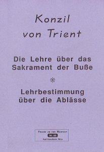 Konzil von Trient 1545 - 1563 [HB 66]