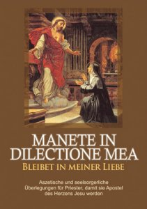 Manete in dilectione mea.