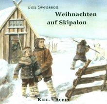 Weihnachten auf Skipalon - Hörbuch