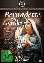 Bernadette von Lourdes - Der komplette Historien-Zweiteiler - DVD