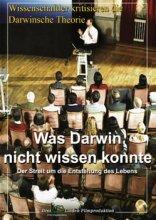 Was Darwin nicht wissen konnte - DVD