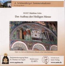 Der Aufbau der Heiligen Messe - CD