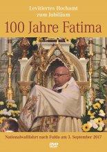 """Levitiertes Hochamt zum Jubiläum """"100 Jahre Fatima"""" - DVD"""