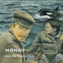 Nonni und die Zauberflöte - Hörbuch CD