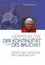Die Hermeneutik der Kontinuität oder des Bruchs?