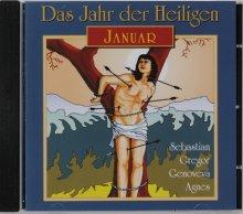 Das Jahr der Heiligen Januar