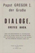 Dialoge - Erstes Buch [HB 78]