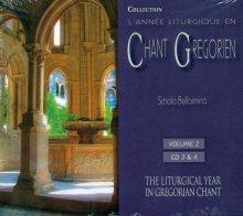 Chant Gregorien, Vol. 2 - CD