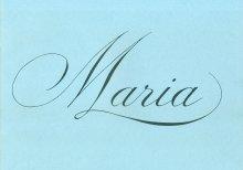 Malbuch Die Jungfrau Maria