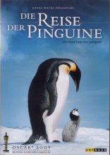 Die Reise der Pinguine - DVD