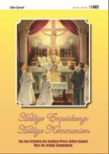 Heilige Erquickung Heilige Kommunion SD082