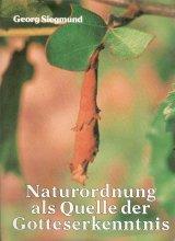 Naturordnung als Quelle der Gotteserkenntnis